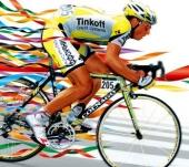 自転車愛好家部屋