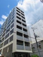 大阪城北付近