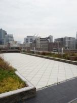 屋上DOG RUN & 緑化庭園