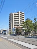 検索結果:高級住宅街の規格外2LDK