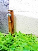 庭とロフト