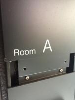 Room A・・・