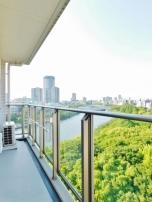 大川の最上階角部屋で暮らそう
